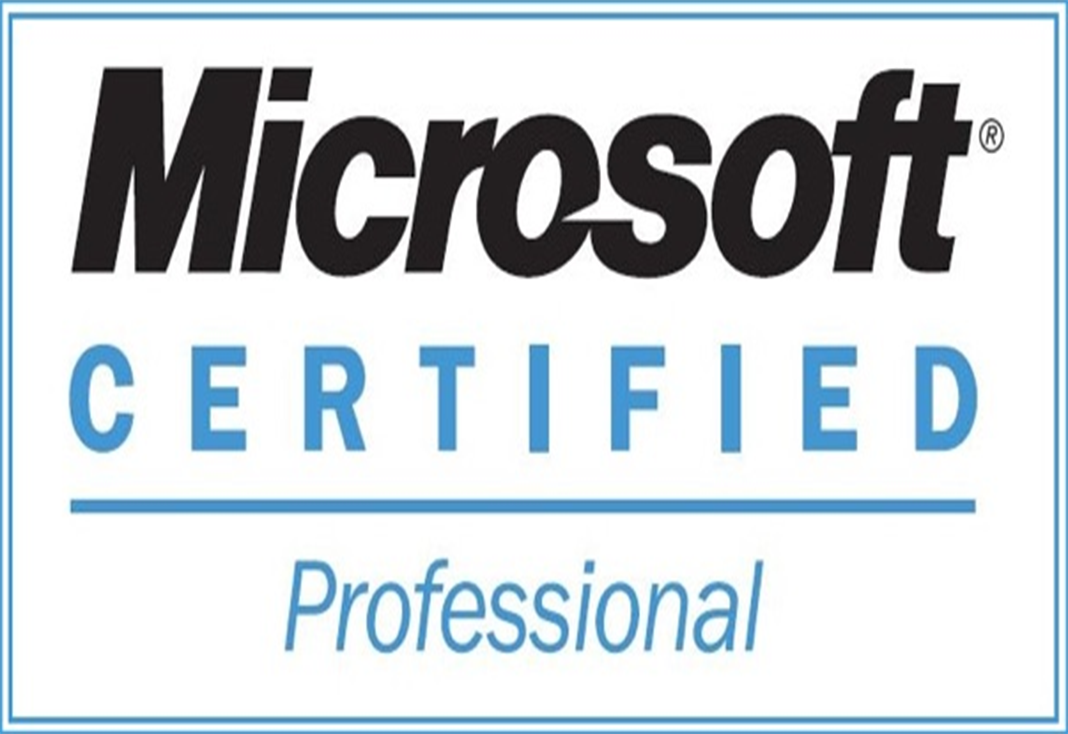 MicrosoftCertification
